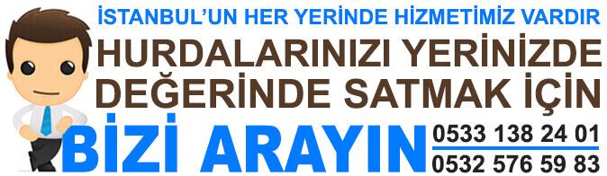 İstanbul Hurdacı Telefonu