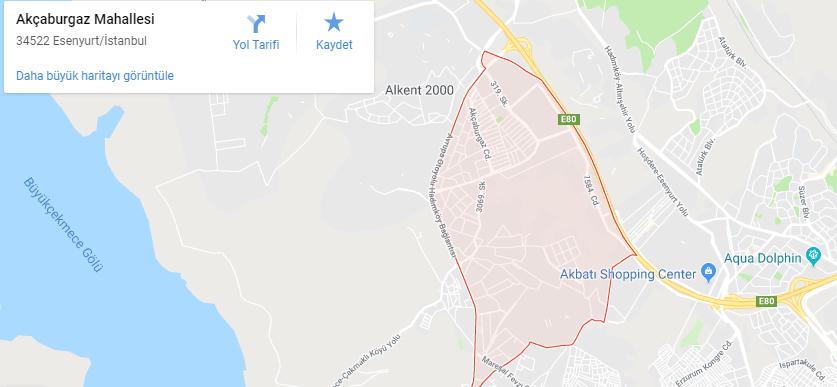 Akçaburgaz Mahallesi Hurdacı